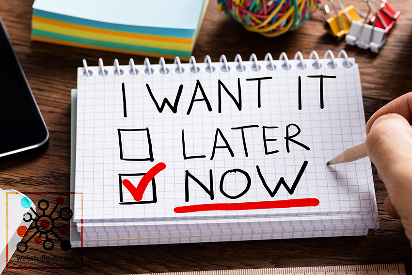 How Long Will it Take to Finish Your Website?